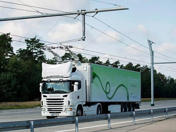 Scania trolleytruck, Gavle