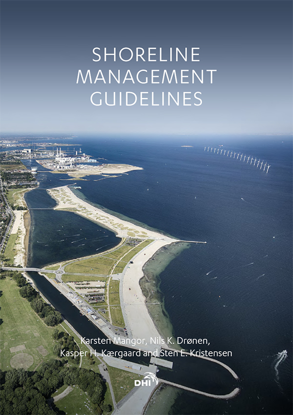 Shoreline Management Guidelines cover