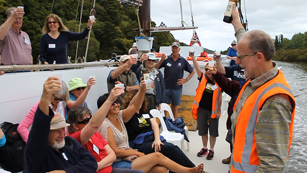 Toasting the Mahurangi, with Ransom Wines Mahurangi