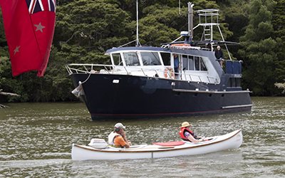 Mahurangi Regatta 2019 lost and found