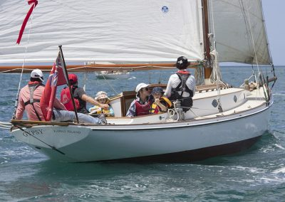 Gallant Gypsy regatta queen
