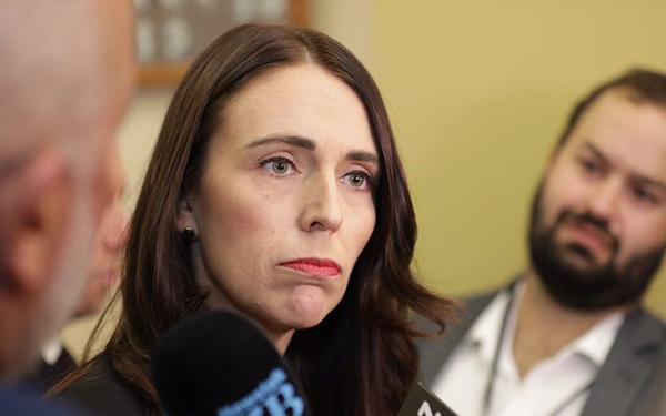 Jacinda Ardern, 5 March 2019