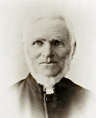 Rev. Robert Burrows
