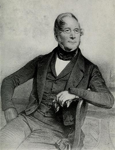 Elhanan Bicknell, 1788–1861