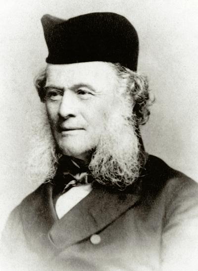Octavius Browne in later life
