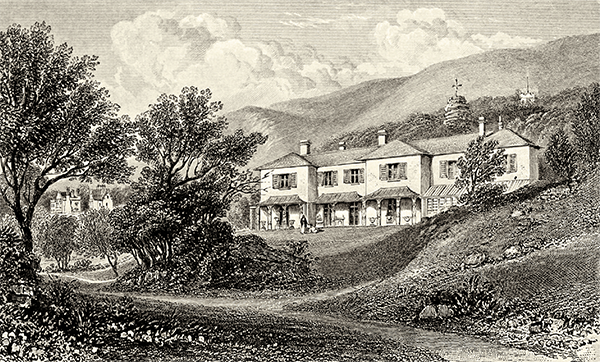 Orchard Leigh, Bonchurch, Isle of Wight
