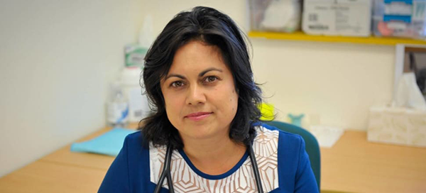 Dr Ayesha Verrall