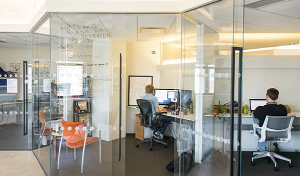 Stack Overflow private offices