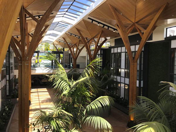 TimberLab Solutions engineered timber, Rāwhiti Retirement Village