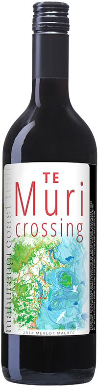Mahurangi River Winery 2014 Merlot Malbec 'Te Muri Crossing'