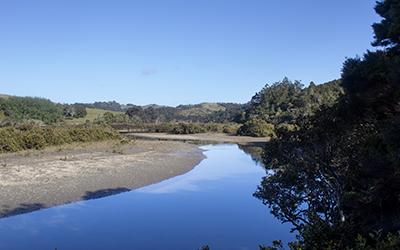 Crossing splendidly preserves Te Muri sense of isolation