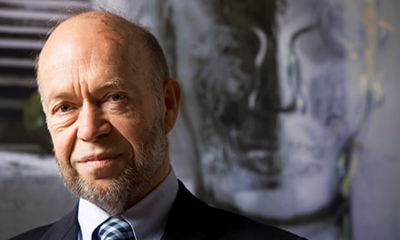 Adjunct Professor James Hansen