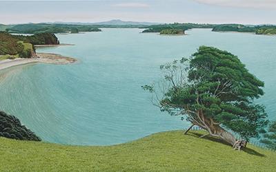 Restoration beyond the Mahurangi regional parkland