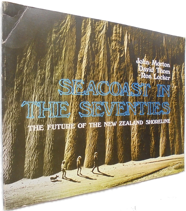 Seacoast in the Seventies: The Future of the New Zealand Shoreline, cover