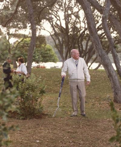 Frederick William Osborn Jones, Wenderholm, 1986