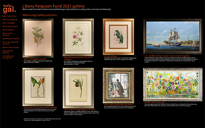 J Barry Ferguson Fund 2021 gallery