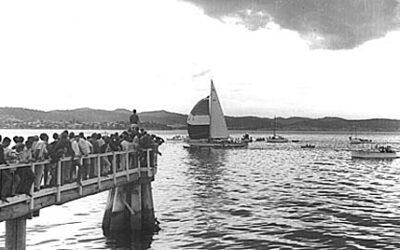 Star of Sydney–Hobart '66 here for Mahurangi's red-letter day