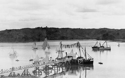 Regatta rush to help push the boat out for 175th anniversary of Makaurau