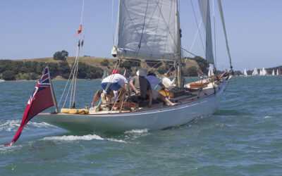Mahurangi Regatta 2017 results