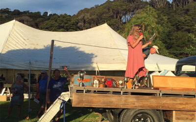 Shot in the arm rewarded by best Mahurangi Regatta yet