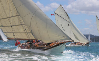 Mahurangi Regatta 2014 results